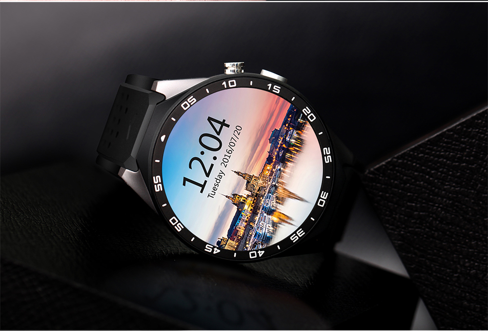Smartphone-Watch With 3G GPS